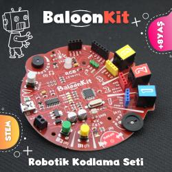 BaloonKit - ROBOTİK KODLAMA SETİ