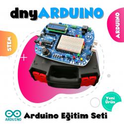 dnyARDUINO V4.0 ARDUINO KODLAMA EĞİTİM SETİ
